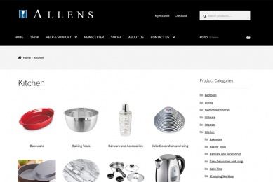 Allens - The Home & Gift Stores