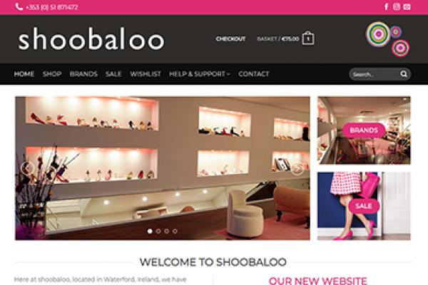 shoobaloo eCommerce